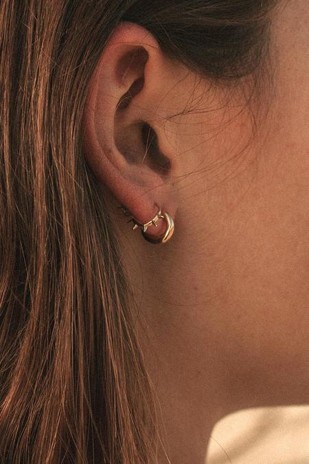 Merewif Twinkle Earring - Gold