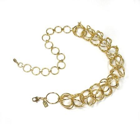 PAR ICI by Alynne Lavigne Cage Collar