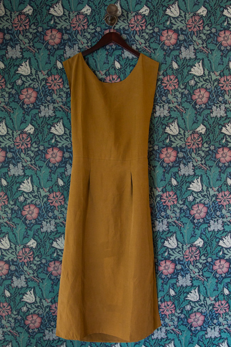 Ozma La Piedra Dress - COPPER