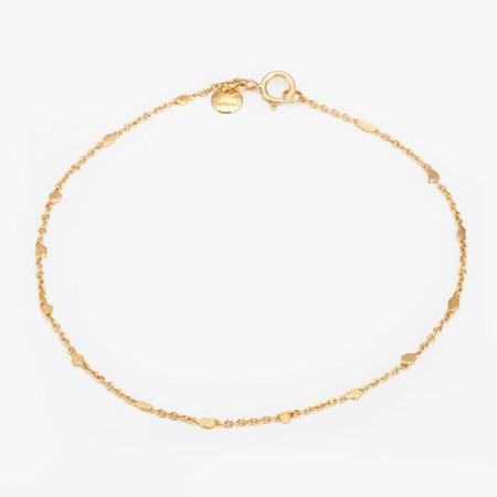 Satomi Kawakita Little Fleck Bracelet - GOLD