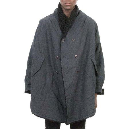 UNISEX Fried Rice Reversible Kimono Denim Coat