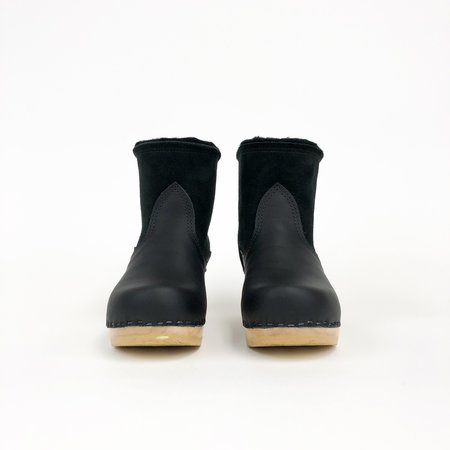 No.6 Pull-on Shearling Boot