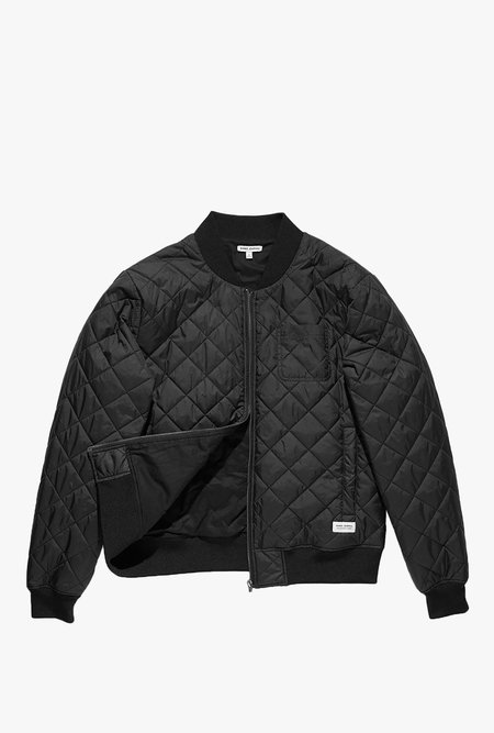 Banks Journal Stroll Jacket - Dirty Black