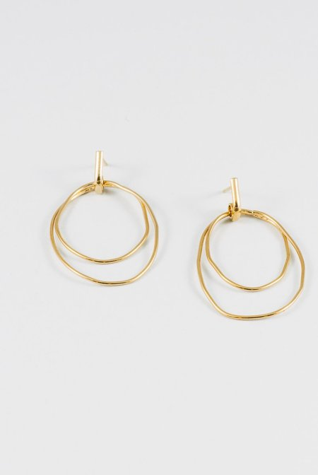Wolf Circus Camilla Earring - Gold