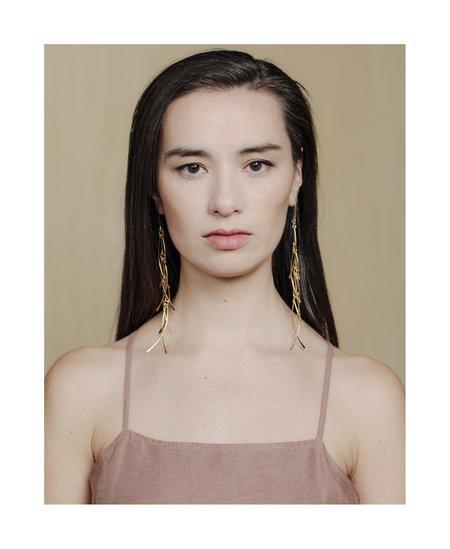 PAR ICI Whisp Earrings