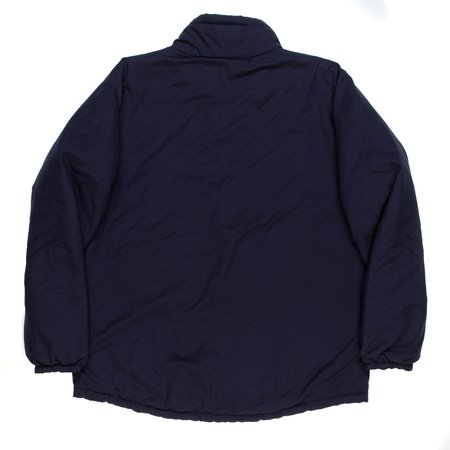 Monitaly Insulated Mock Neck Pullover - Navy Vancloth