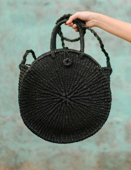 Abacá Ticao Bag - Black