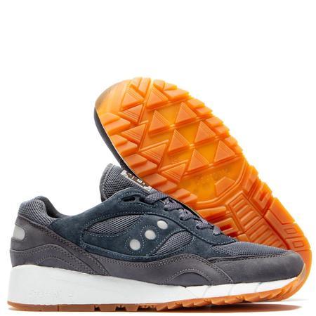 Saucony Shadow 6000 Machine Crow Sneakers - Shadow