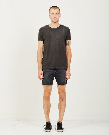 Ksubi FADED TEE - BACK TO BLACK