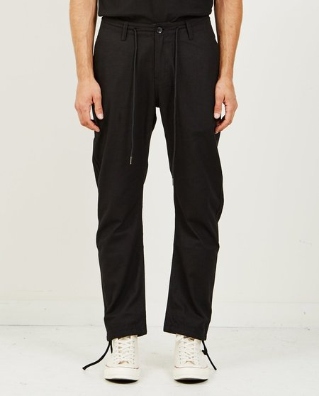 Men's Publish BILLE PANT - BLACK/TAN