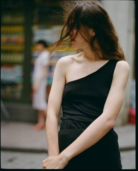 By Signe One Shoulder Top