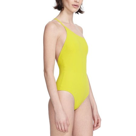 Alix Seville one piece - lime/ivory