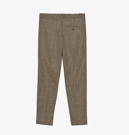 Soeur Adele Trousers - Pink/Brown