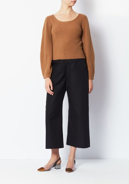 Demy Lee Kenzie Cashmere Sweater - Chestnut