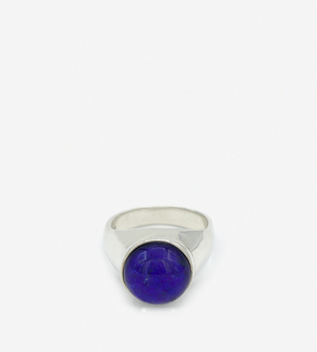 LUZ ORTIZ Cabochon Cocktail Ring