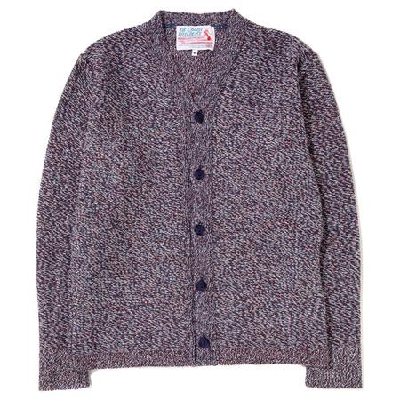 Garbstore The English Difference Cover Cardigan - Multi