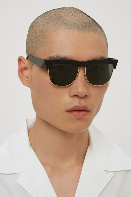 Zanzan Green Lens Modotti Sunglasses
