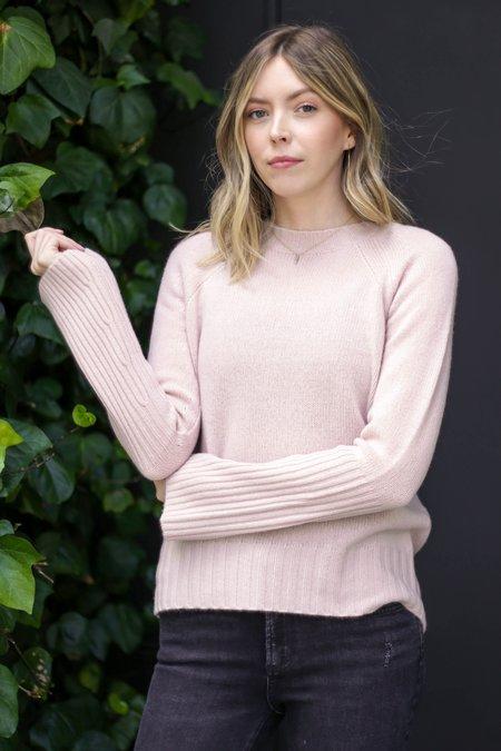 360 Cashmere Maikee Bell Sleeve Sweater - Buff