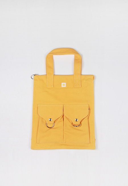 L.F.Markey Super Shopper Bag - yellow