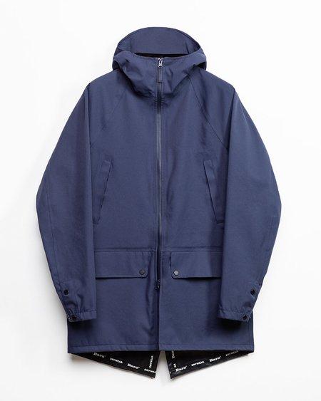 Baro The Brockton 3L coat - Navy