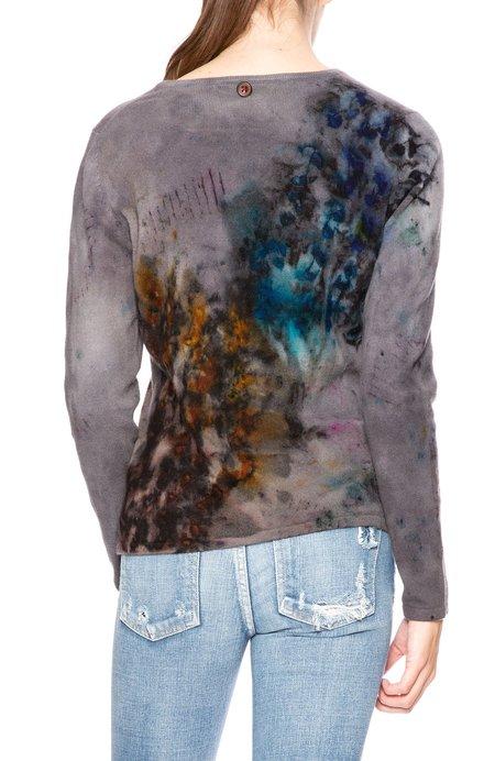 Galadriel Mattei Hanging Garden Pullover Sweater