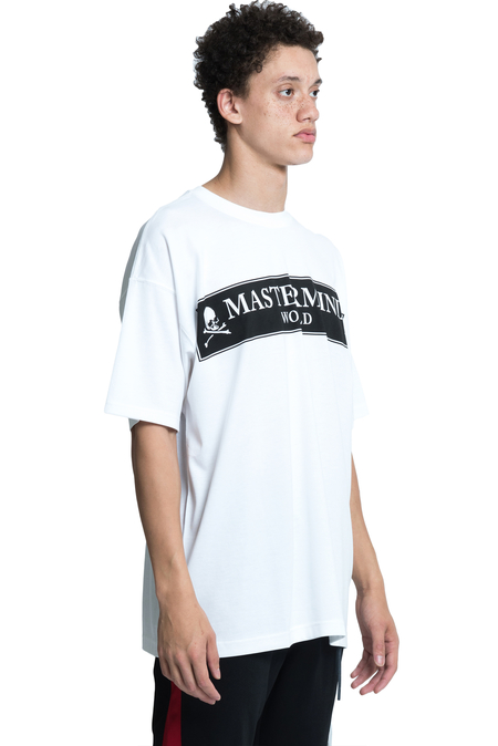 Mastermind World Box Logo T-shirt - White