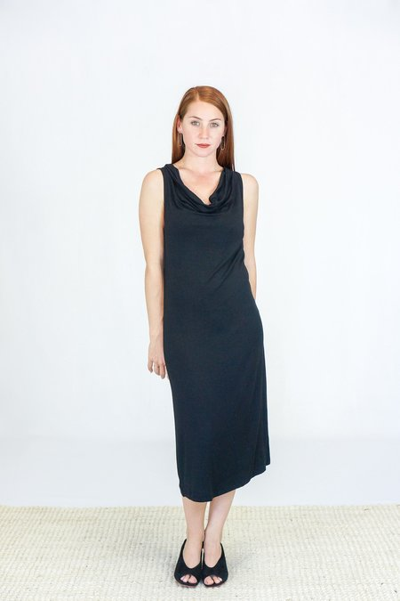 Skin Liandra Dress - Black