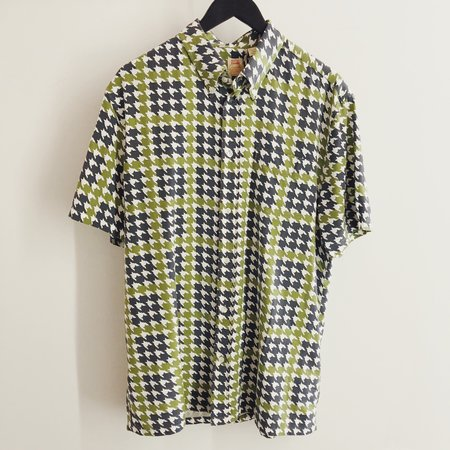 Levi's Vintage Clothing 1960s Button Down Shirt - Houndstooth