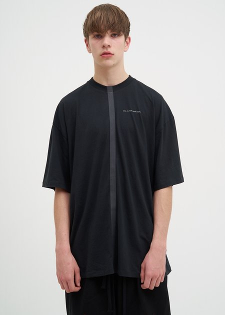 Komakino Tape T-Shirt - Black