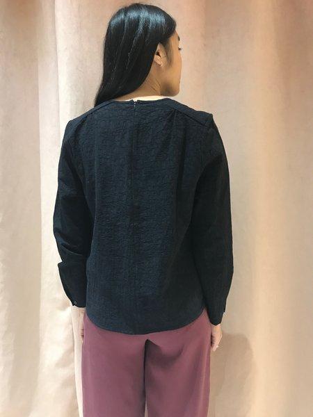 PEPALOVES SOLEIL blouse - BLACK