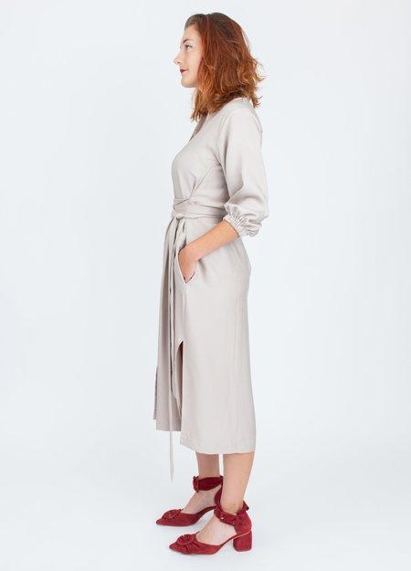 Bauh Designs Adaline Dress - gray