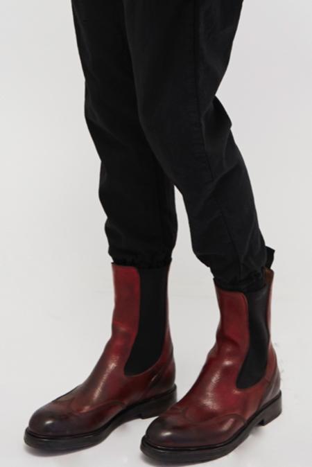 Silvano Sassetti X KES The Masami Boot