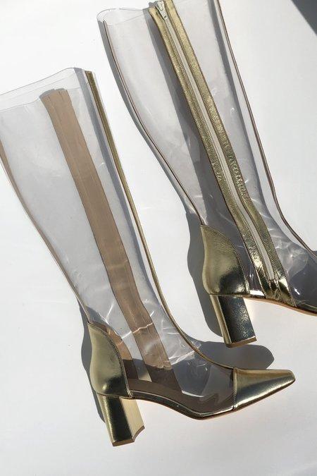 Maryam Nassir Zadeh Jupiter Boot - Gold