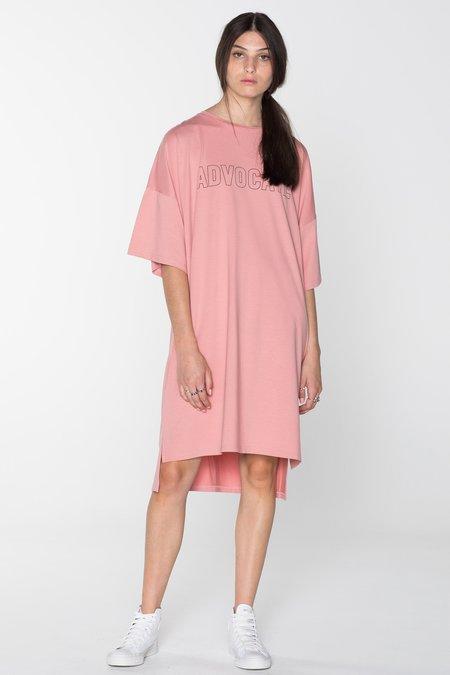 Salasai Advocate Tee Dress - Pink