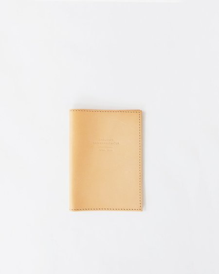 Unisex SSM Passport Case - Nature