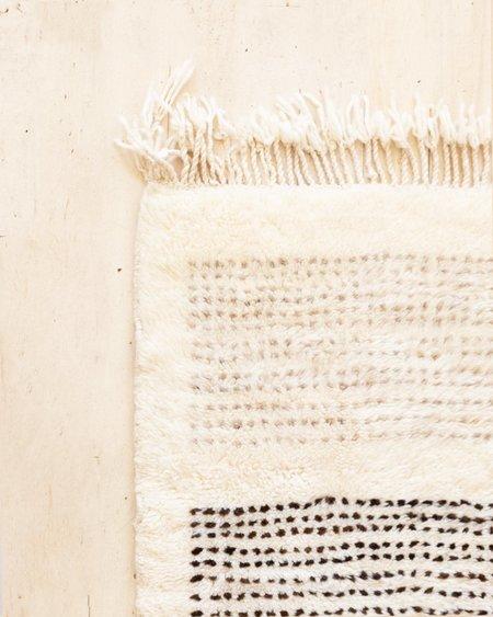 The Primary Essentials Shaggy Rectangular Rug