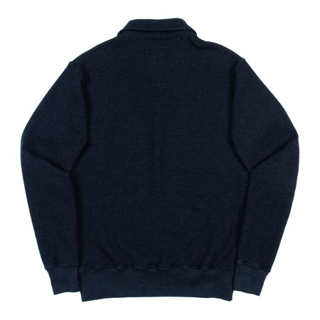 National Athletic Goods 1/4 Zip Campus - Midnight