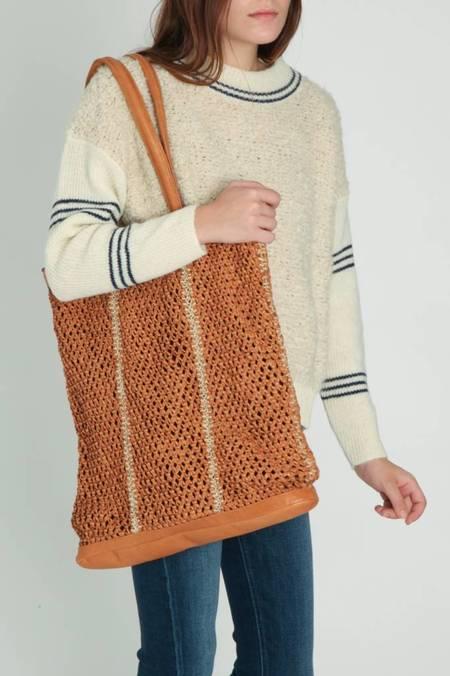En Shallah Bag 2625 - Cognac