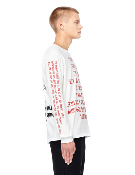 The Soloist Printed Long Sleeve T-Shirt