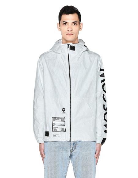 UEG Moscow Printed Tyvek Jacket
