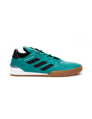 53fc3a57a599aa Gosha Rubchinskiy Copa Leather Sneakers - Super Green