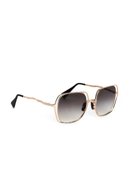 Kuboraum Sunglasses - Golden