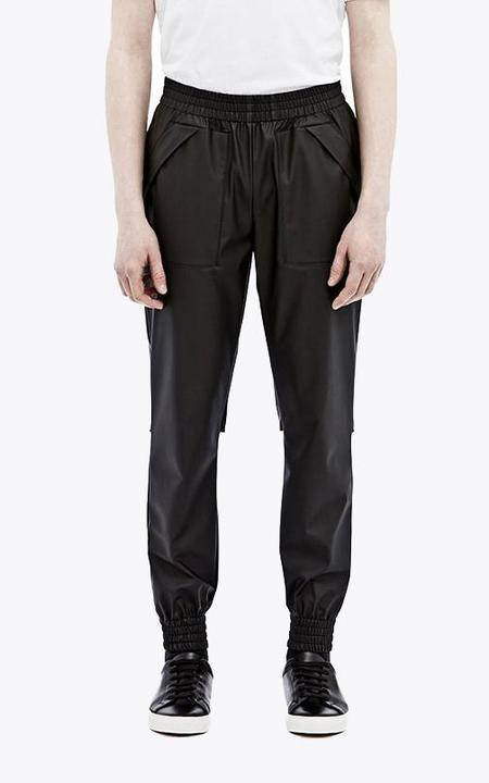 Unisex Rains Trail Pants - Black