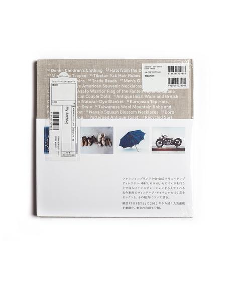 Visvim My Archive Book by Hiroki Nakamura