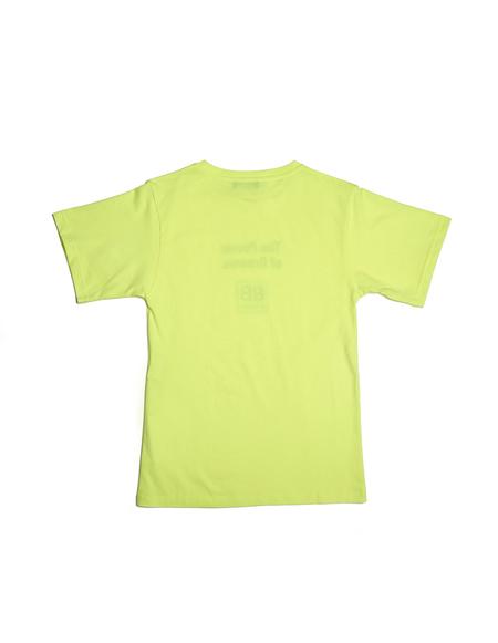Kids Balenciaga The Power Of Dreams T-Shirt - yellow
