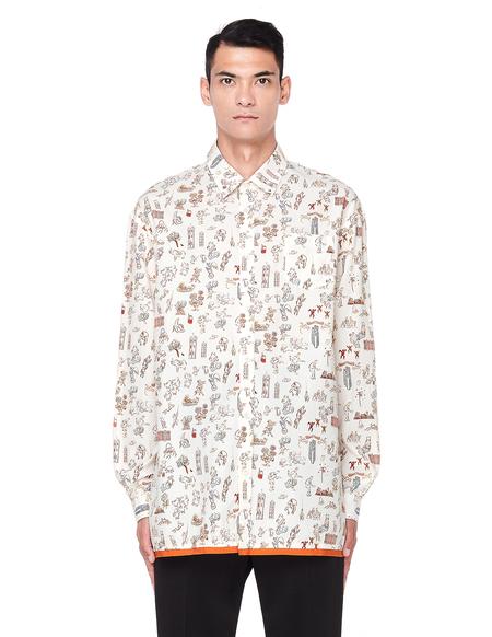 John Undercover Printed Cotton Pyjama