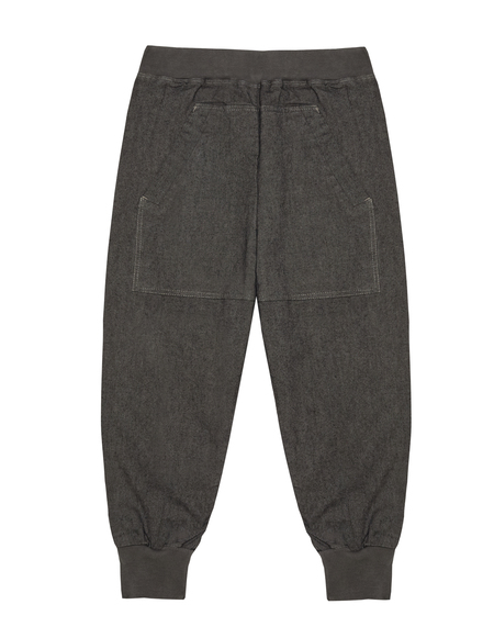 Kids Lost&Found Cotton Trousers - Gray
