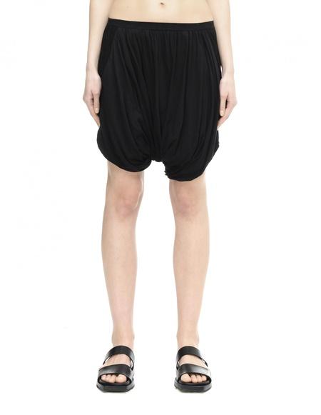 DRKSHDW by Rick Owens Cotton shorts - black