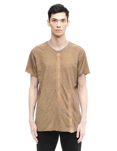 Isaac Sellam Cotton T-shirt - Yellow
