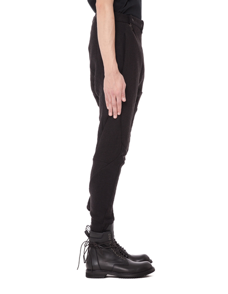 Leon Emanuel Blanck Wool/Linen Trousers